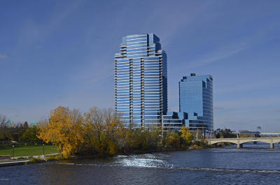 Grand Rapids Condo/Townhouse For Sale: 335 Bridge St NW #2706