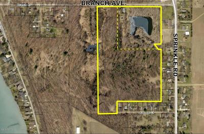 Portage MI Residential Lots & Land For Sale: $379,000