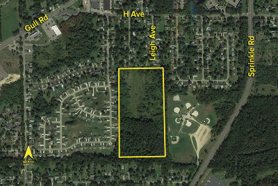 Kalamazoo MI Residential Lots & Land For Sale: $375,000