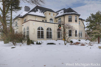 Grand Rapids Single Family Home For Sale: 681 Laurel Circle SE