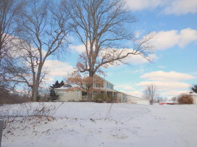 Plainwell Single Family Home For Sale: 12318 Cressey