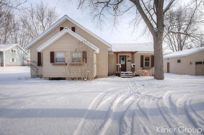 Coopersville Single Family Home For Sale: 13684 68th Avenue