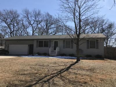 Muskegon Single Family Home For Sale: 1677 E Summit Avenue