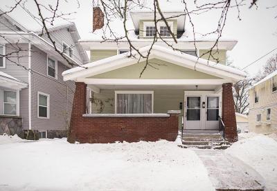 Multi Family Home For Sale: 615 Ethel SE