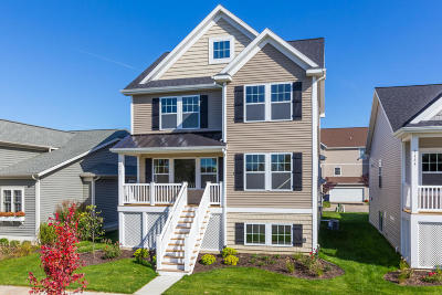 Saugatuck, Douglas Single Family Home For Sale: 435 E Summer Grove Drive