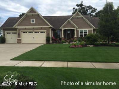 Single Family Home For Sale: 7570 Sunfish Woods Court NE
