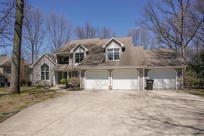 Kalamazoo Single Family Home For Sale: 5750 Saddle Club Drive