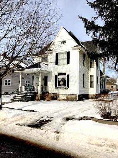 Niles Single Family Home For Sale: 527 Hickory