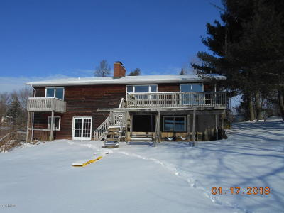 Single Family Home For Sale: 9265 Bever Road