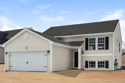 Single Family Home For Sale: 310 Wagonwheel Court