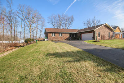 St. Joseph County Single Family Home For Sale: 55396 S Thompson Lane