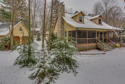 Harbert Single Family Home For Sale: 7230 Greenbush Road