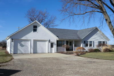Branch County, Hillsdale County Single Family Home For Sale: 423 E Southern