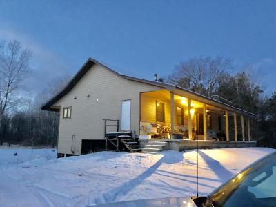 Osceola County Single Family Home For Sale: 4445 Sylvan Road