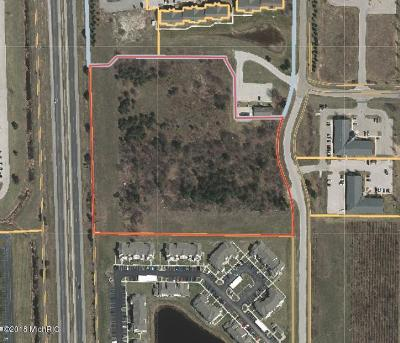 Muskegon County, Newaygo County, Oceana County, Ottawa County Residential Lots & Land For Sale: 5985 Crosswinds Dr
