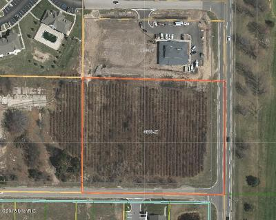 Muskegon County, Newaygo County, Oceana County, Ottawa County Residential Lots & Land For Sale: 6175 S Harvey St