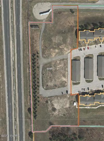 Muskegon County, Newaygo County, Oceana County, Ottawa County Residential Lots & Land For Sale: 1455 E E Mt Garfield