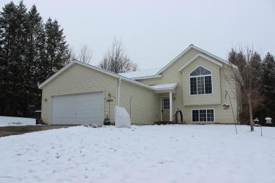 Single Family Home For Sale: 6850 Whispering Forest Drive NE