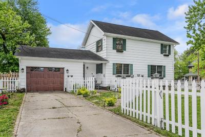 Three Oaks Single Family Home For Sale: 108 Cherry Street