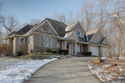 St. Joseph County Single Family Home For Sale: 24059 Butternut