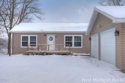 Delton Single Family Home For Sale: 8374 Chain O Lakes