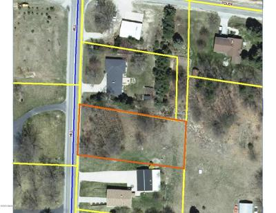 Manistee County Residential Lots & Land For Sale: Hill Road