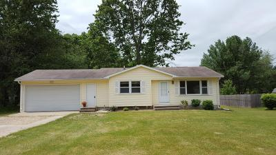 Paw Paw Single Family Home For Sale: 46842 Anthony Street