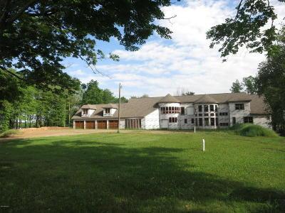 Van Buren County Single Family Home For Sale: 550 W Edgar Bergan Way