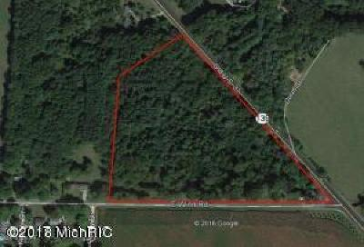 Niles Residential Lots & Land For Sale: 2502 Old U.s. 31 #Lot#1