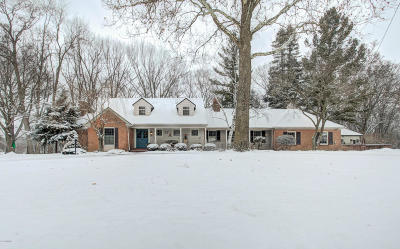 Grand Rapids Single Family Home For Sale: 2223 Onekama Dr SE
