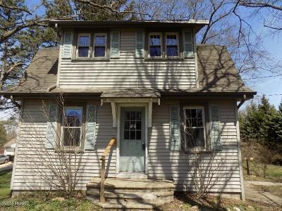 Grand Rapids Single Family Home For Sale: 641 79th Street SE