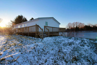 Mecosta County Single Family Home For Sale: 22152 20 Mile Road