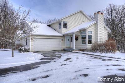 Single Family Home For Sale: 8450 Wolven Avenue NE