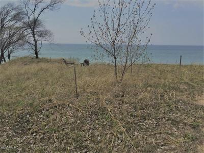 Oceana County Residential Lots & Land For Sale: 2917 N Lakeshore Drive