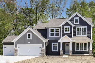 Hudsonville Single Family Home For Sale: 3181 Oakmont Drive