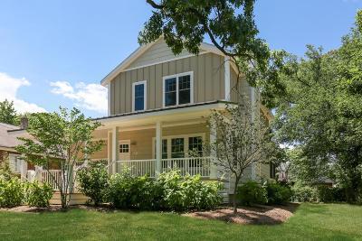 New Buffalo Single Family Home For Sale: 102 S Mayhew Street