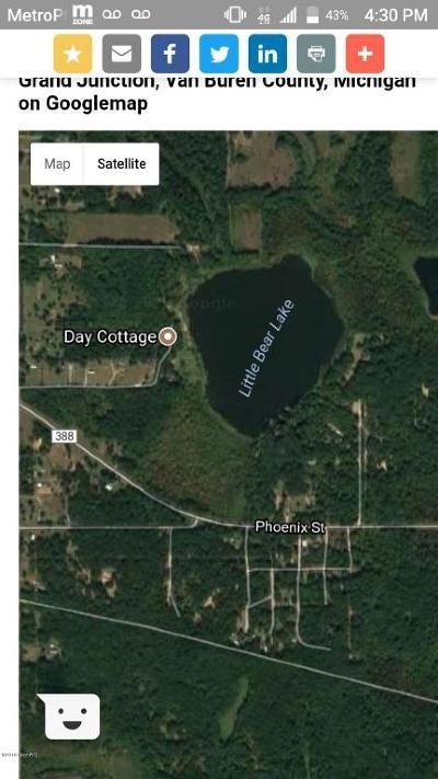 Van Buren County Residential Lots & Land For Sale: Cr 388 #Lot 57 b
