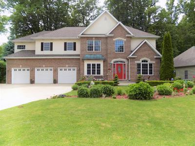 Benton Harbor Single Family Home For Sale: 1336 Whispering Trail