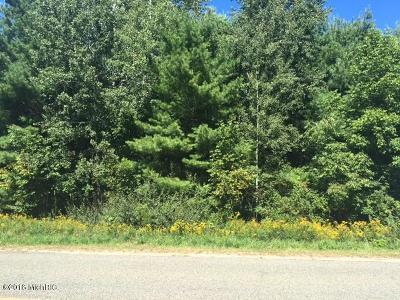 Mecosta County Residential Lots & Land For Sale: Woodward Avenue