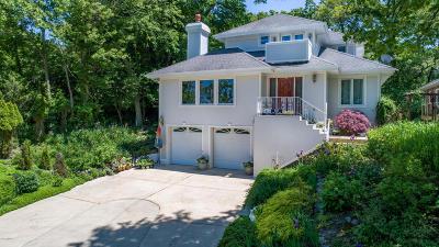 New Buffalo Single Family Home For Sale: 4145 Lake Shore Drive