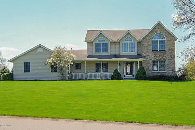 Plainwell Single Family Home For Sale: 330 Hyder Circle Drive