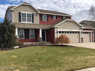 Walker Single Family Home For Sale: 160 Rosebud Lane