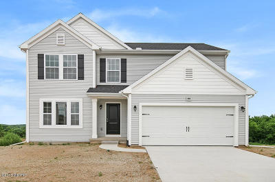 Middleville Single Family Home For Sale: 903 View Pointe Drive