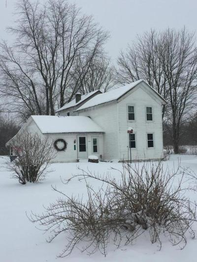 Allegan County Single Family Home For Sale: 490 131st Avenue