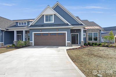 Holland, West Olive, Zeeland Condo/Townhouse For Sale: 6117 West Wind Drive #25