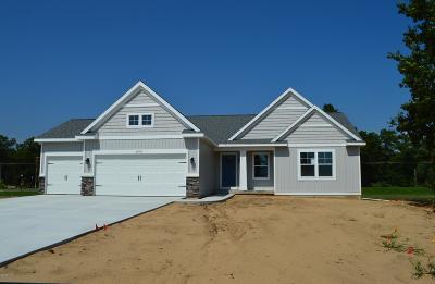 Muskegon Single Family Home For Sale: Lot 43 Poplar Court