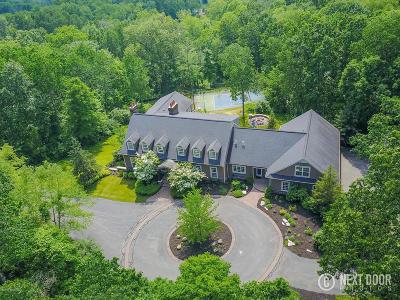 Ada Single Family Home For Sale: 7074 Fairhill Drive