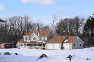 Van Buren County Single Family Home For Sale: 47944 Cr 673