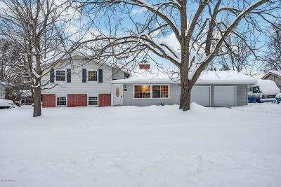 Kalamazoo County Single Family Home For Sale: 6434 Westshire