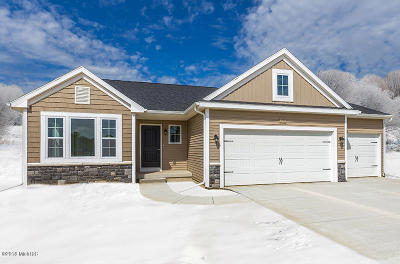 Middleville Single Family Home For Sale: 1401 Springview Court
